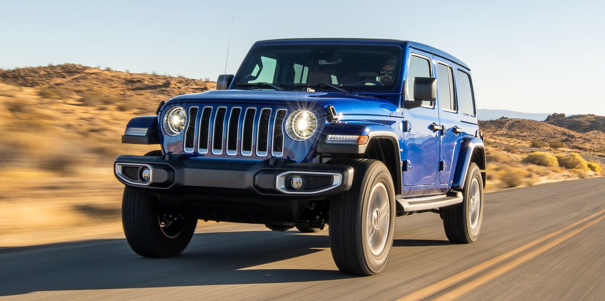 2020 Jeep Wrangler Ecodiesel 4 Wheel Drive Off Road Diesel