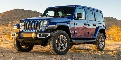 Jeep Wrangler Diesel Gets 29 Mpg Highway Epa Fuel Economy Rating