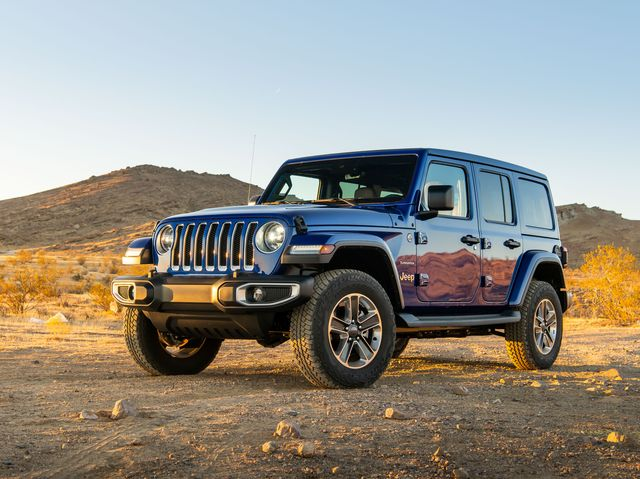 2020 Jeep Wrangler Review Pricing And Specs