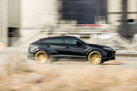 2020 Kar Tunz Lamborghini Urus