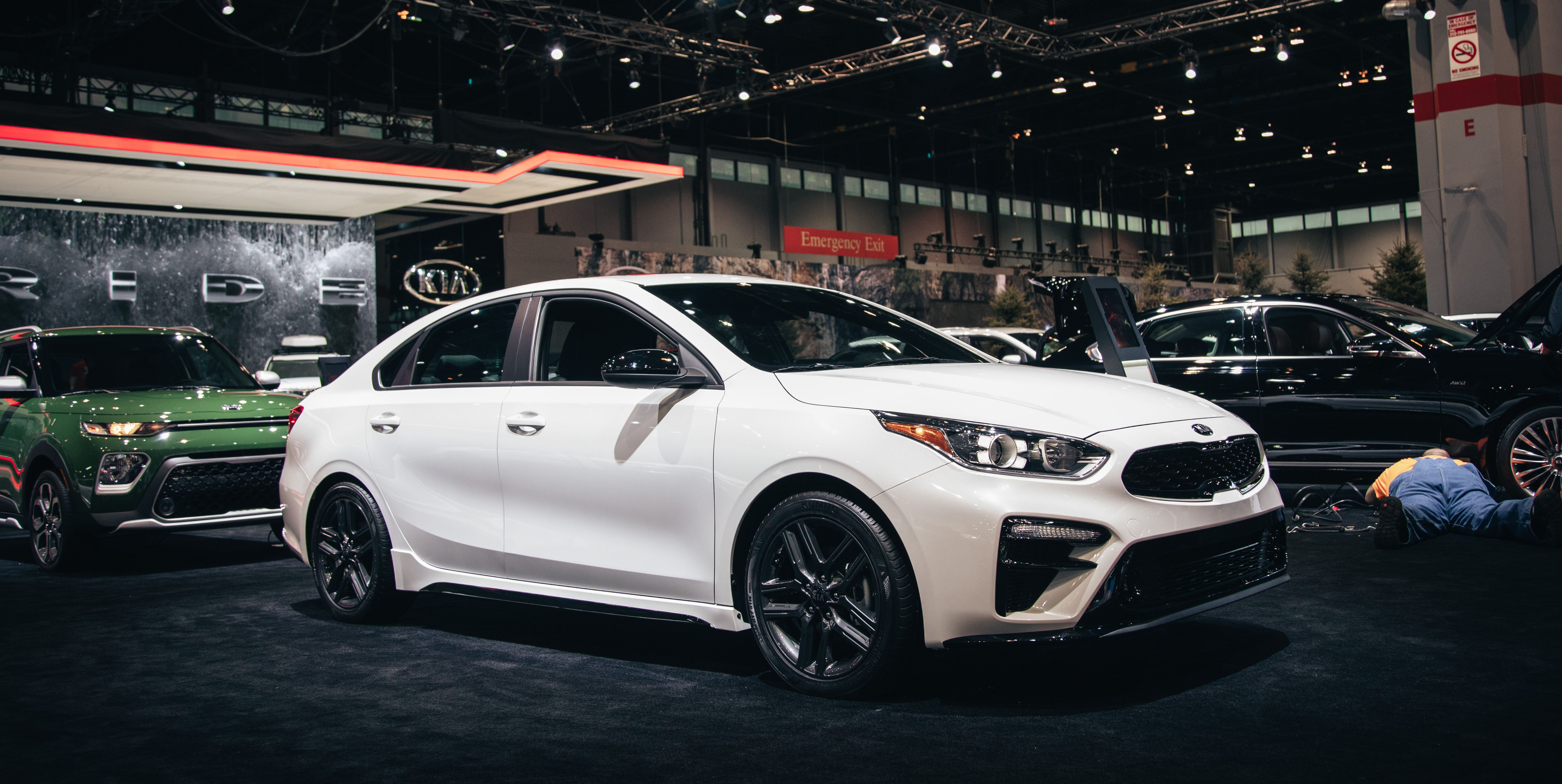 2020 Kia Forte GT-Line – Compact Sedan Gets Visual Tweaks