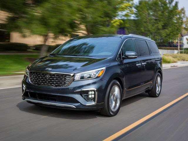 Best Minivans 2020.2020 Kia Sedona Review Pricing And Specs