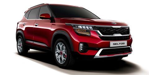 The Kia Seltos Is Yet Another Small Crossover to Fit between the Soul and Sportage