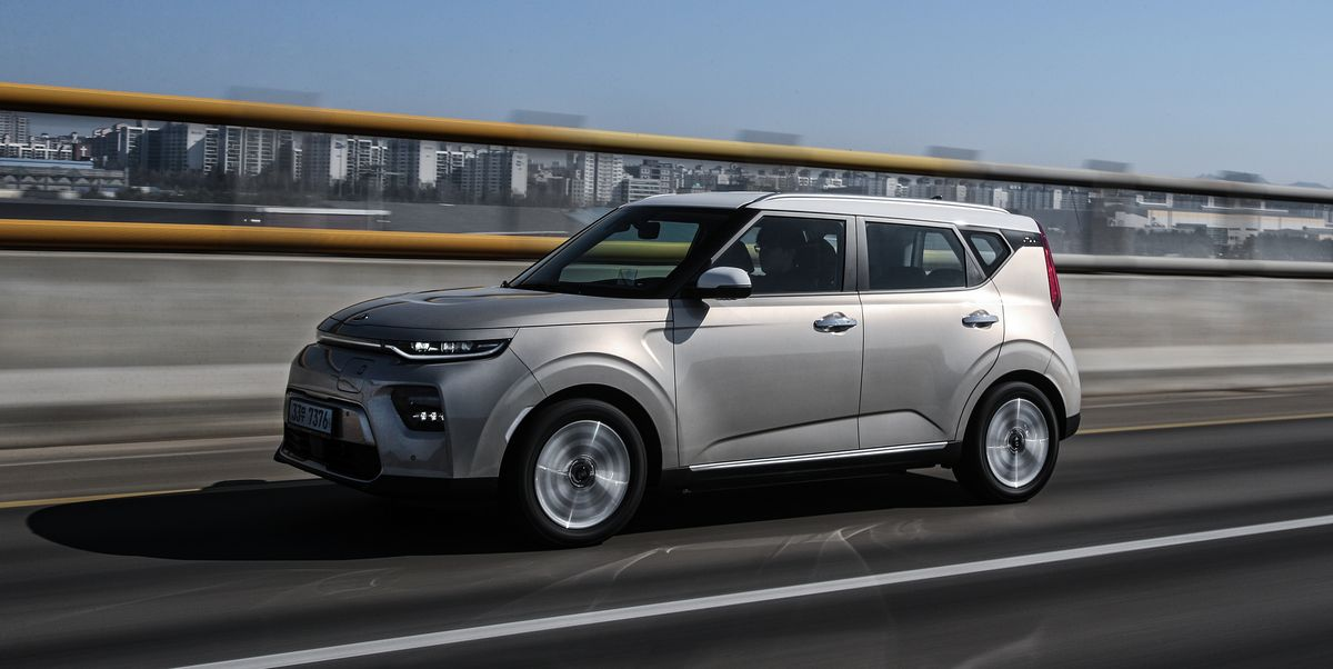 2020 Kia Soul Ev First Drive More Powerful More Range