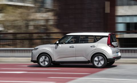 All New 2020 Kia Soul Ev Combines Soul Ful Vibe With All Electric Buzz