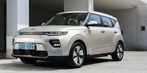 New Kia Soul EV Delayed until 2021 for U.S. Buyers
