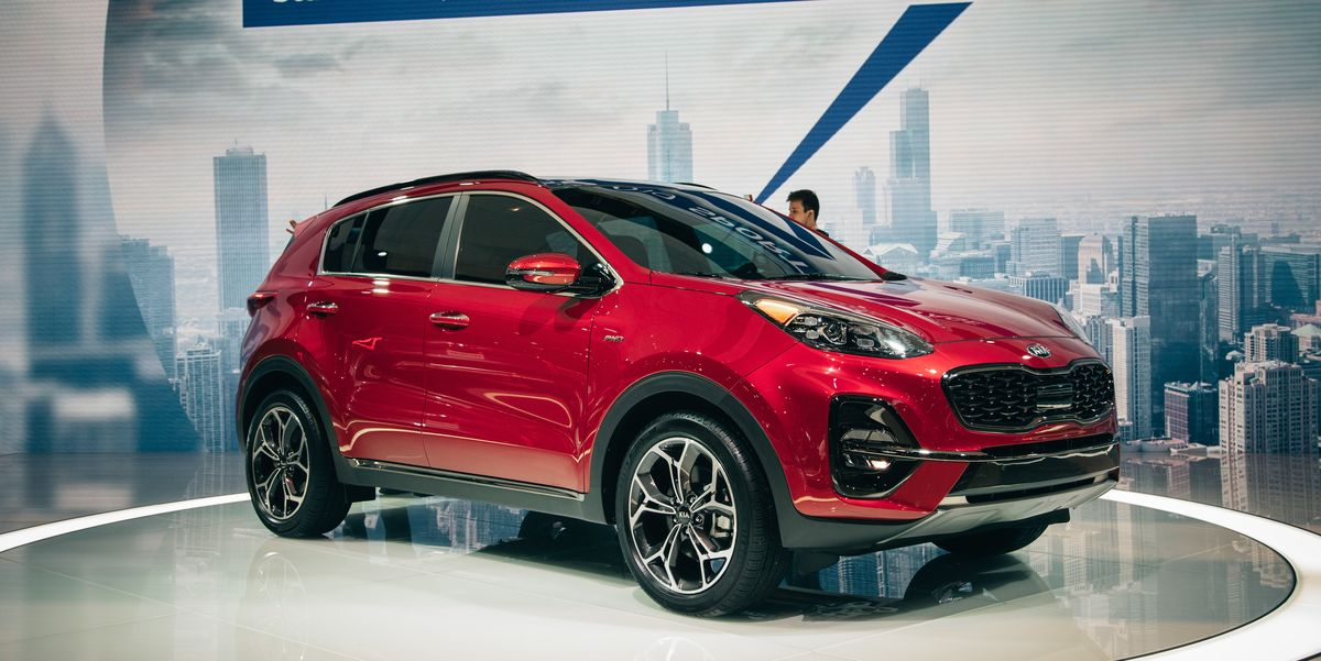 Chevrolet Lease Deals >> 2020 Kia Sportage Looks a Little Cooler, Gets New Standard ...