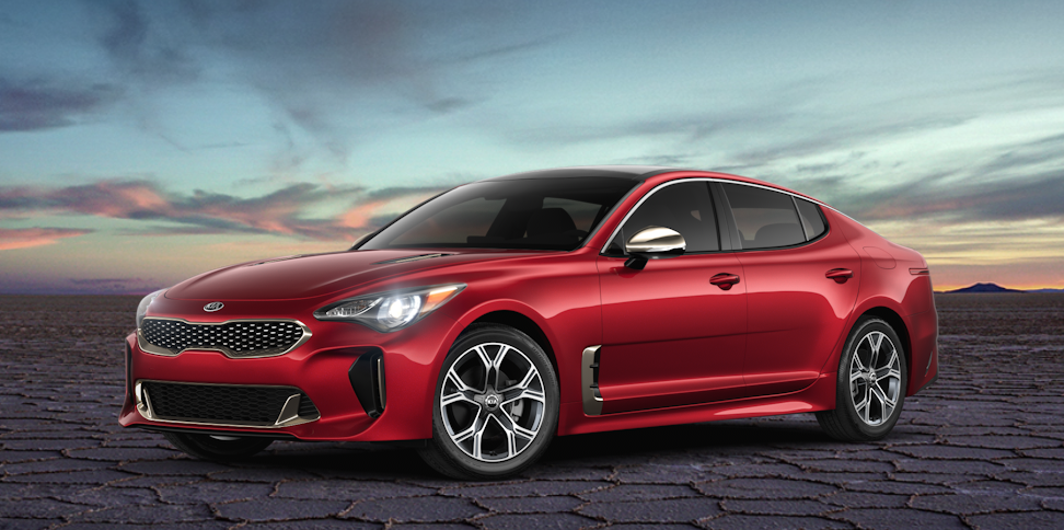 Tire Buying Guide >> 2020 Kia Stinger GT-Line Is a Sportier-Looking Base Model