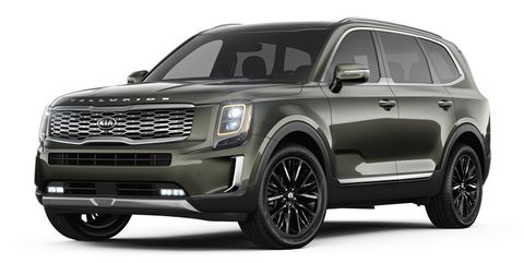 Best Full Size Suv 2020.2019 2020 Best Suvs And Crossovers
