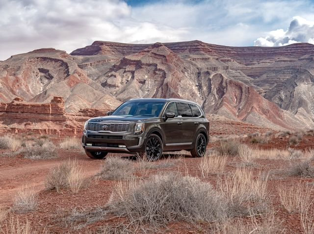 Best 3rd Row Suv Used >> 2020 Kia Telluride Review Pricing And Specs