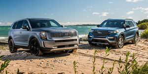Mid-size SUVs and Crossovers Ranked Worst to Best