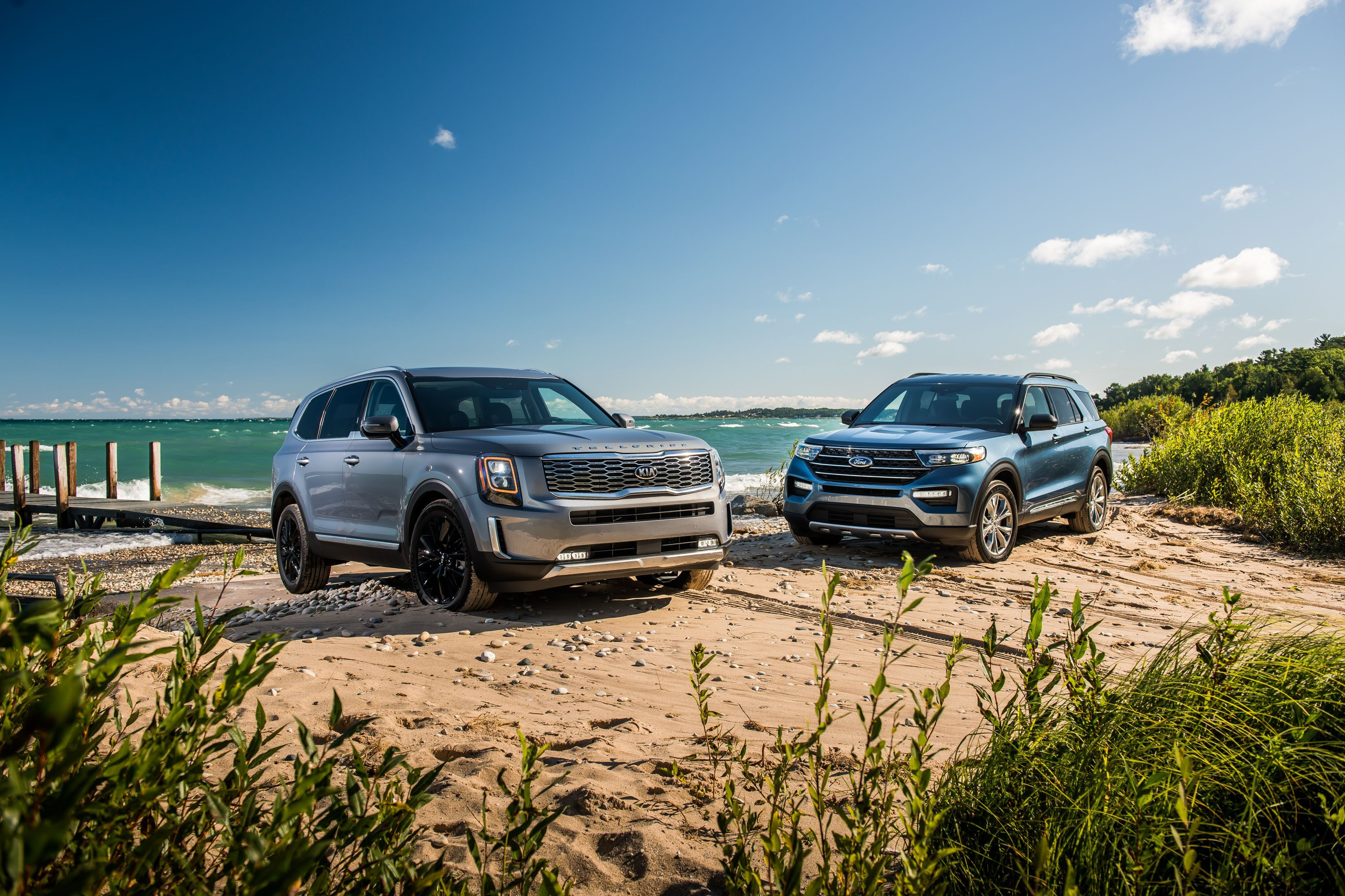 Every Mid Size Crossover And Suv Ranked