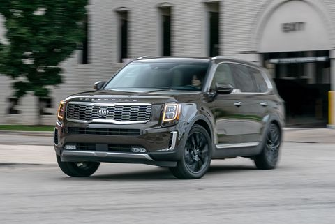 Our 2020 Kia Telluride Impresses Out of the Gate