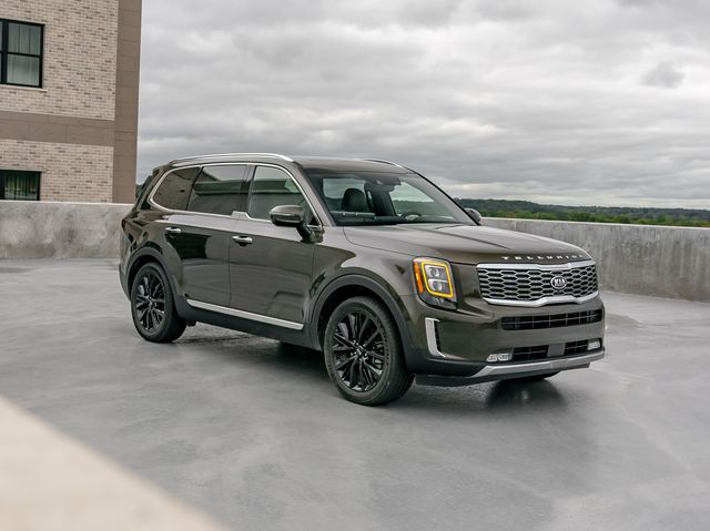 2020 Kia Telluride Review Pricing And Specs