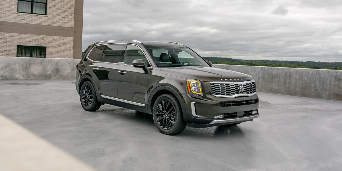 2020 Kia Telluride Review, Pricing, and Specs