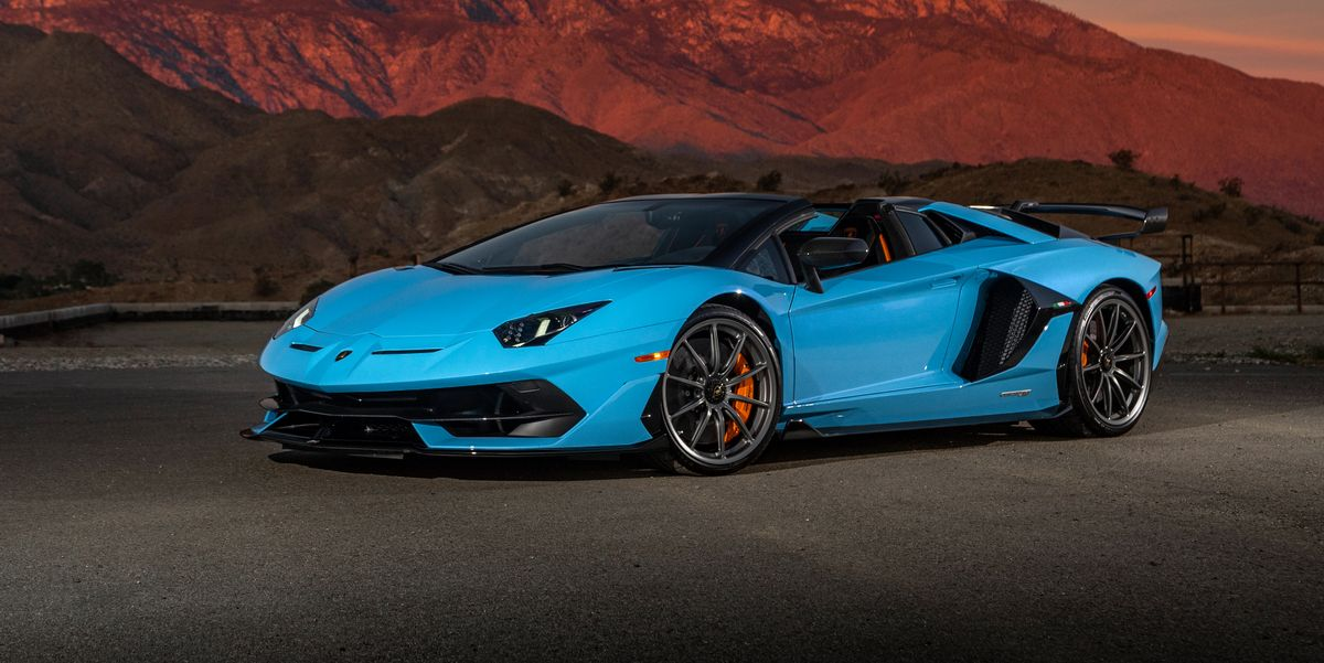 2020 Lamborghini Aventador Review Pricing And Specs