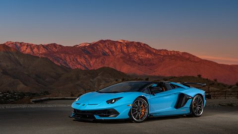 Lamborghini Cars And Suvs Reviews Pricing And Specs