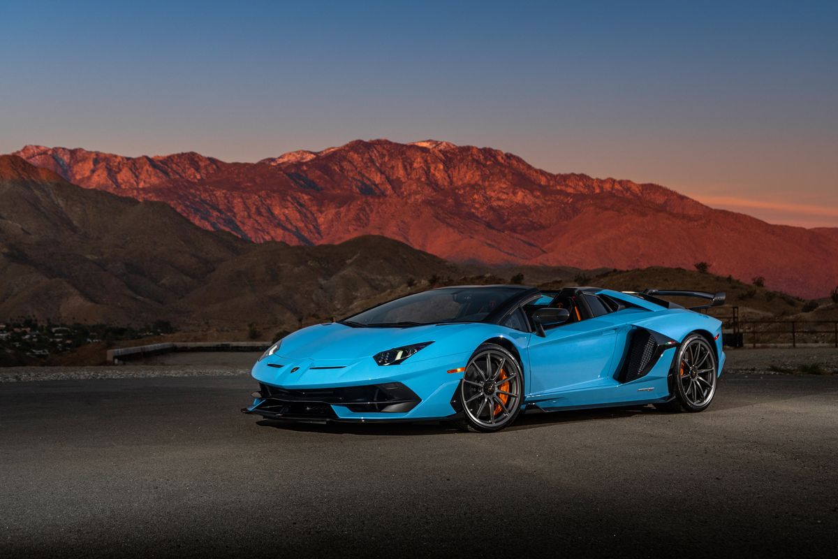 2020 Lamborghini Aventador Review Pricing And Specs