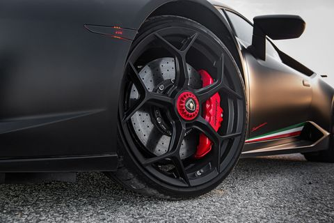 2020 Lamborghini Huracán Performante Supercharged