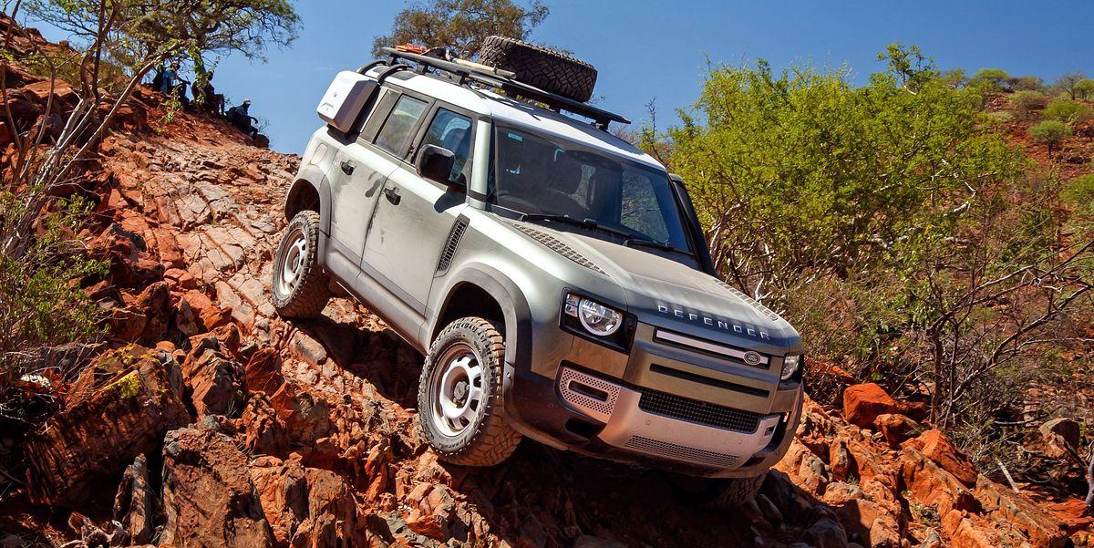First Drive: 2020 Land Rover Defender Evolves Ruggedness