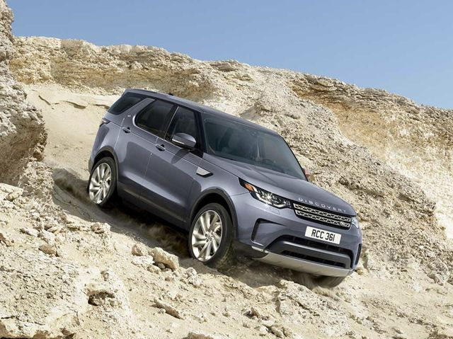 Discovery Land Rover >> 2020 Land Rover Discovery Review Pricing And Specs
