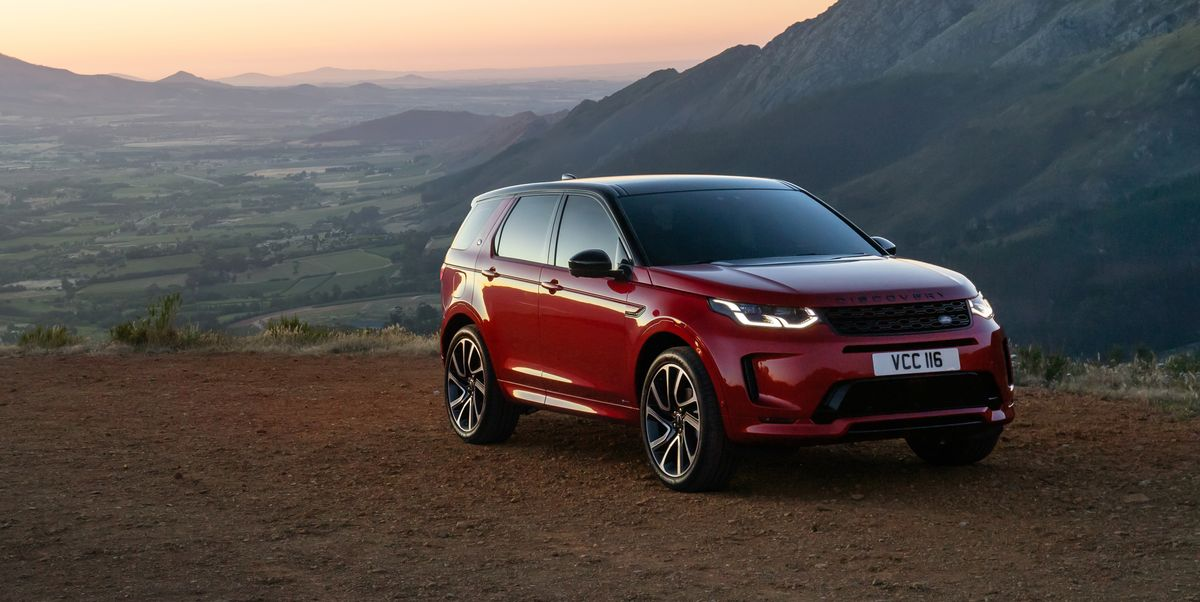 Land Rover Discovery Lease >> View Photos of the 2020 Land Rover Discovery Sport