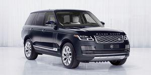 2020 Land Rover Range Rover Astronaut Edition