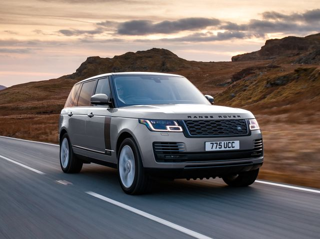 2020 Land Rover Range Rover Review Pricing And Specs
