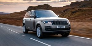 2020 Land Rover Range Rover front