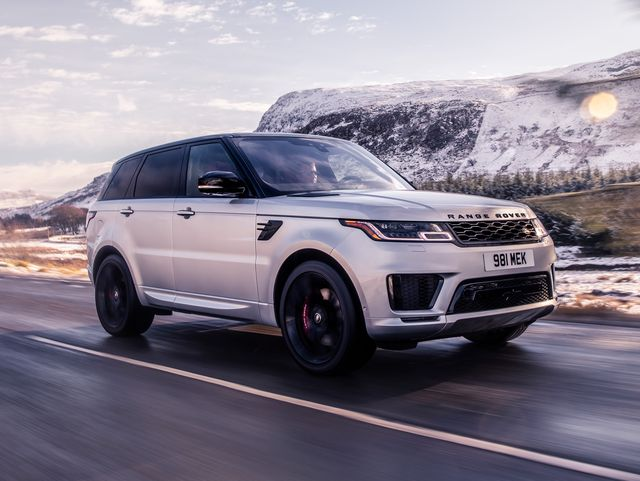 2020 Land Rover Range Rover Sport Supercharged Review Pricing And Specs