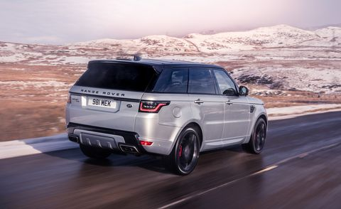 2020 Land Rover Range Rover Sport Supercharged Review