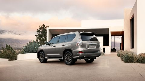 2020 Lexus GX 460: Refreshed, Changes, Price >> 2020 Lexus Gx460 New Grille Safety Features