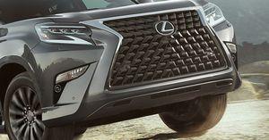 2020 Lexus GX front