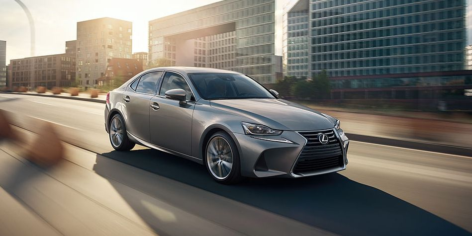 2020 lexus is review, pricing, and specs