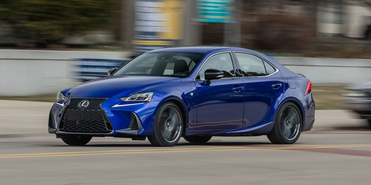 2020 Lexus Is Review Pricing And Specs