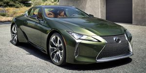 2020 Lexus LC Inspiration Series