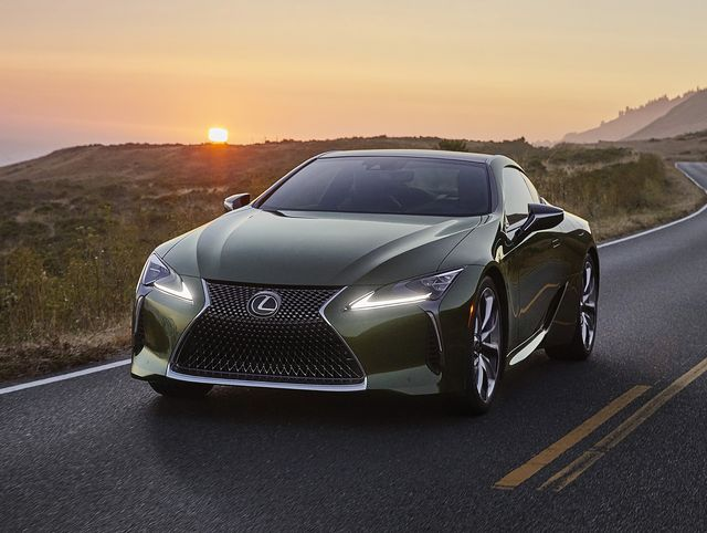 Certified Pre Owned Lexus >> 2020 Lexus LC Review, Pricing, and Specs