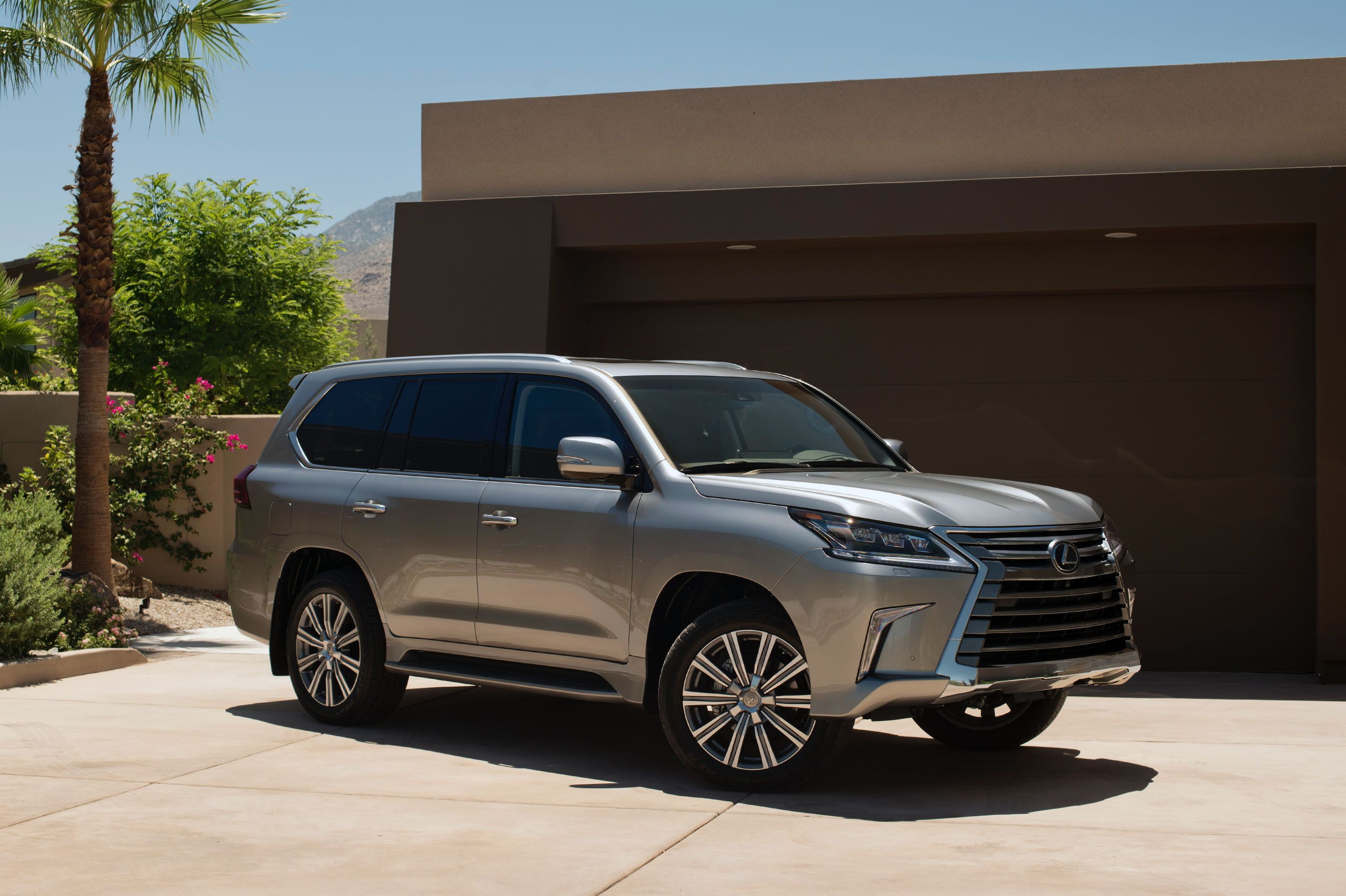 2020 Lexus Lx Review Pricing And Specs