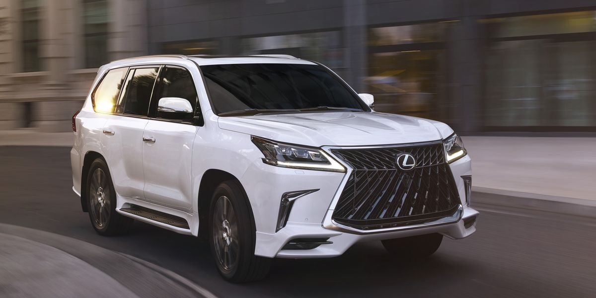 Used Dodge Trucks For Sale >> 2020 Lexus LX570 Looks a Bit Sportier with New Package
