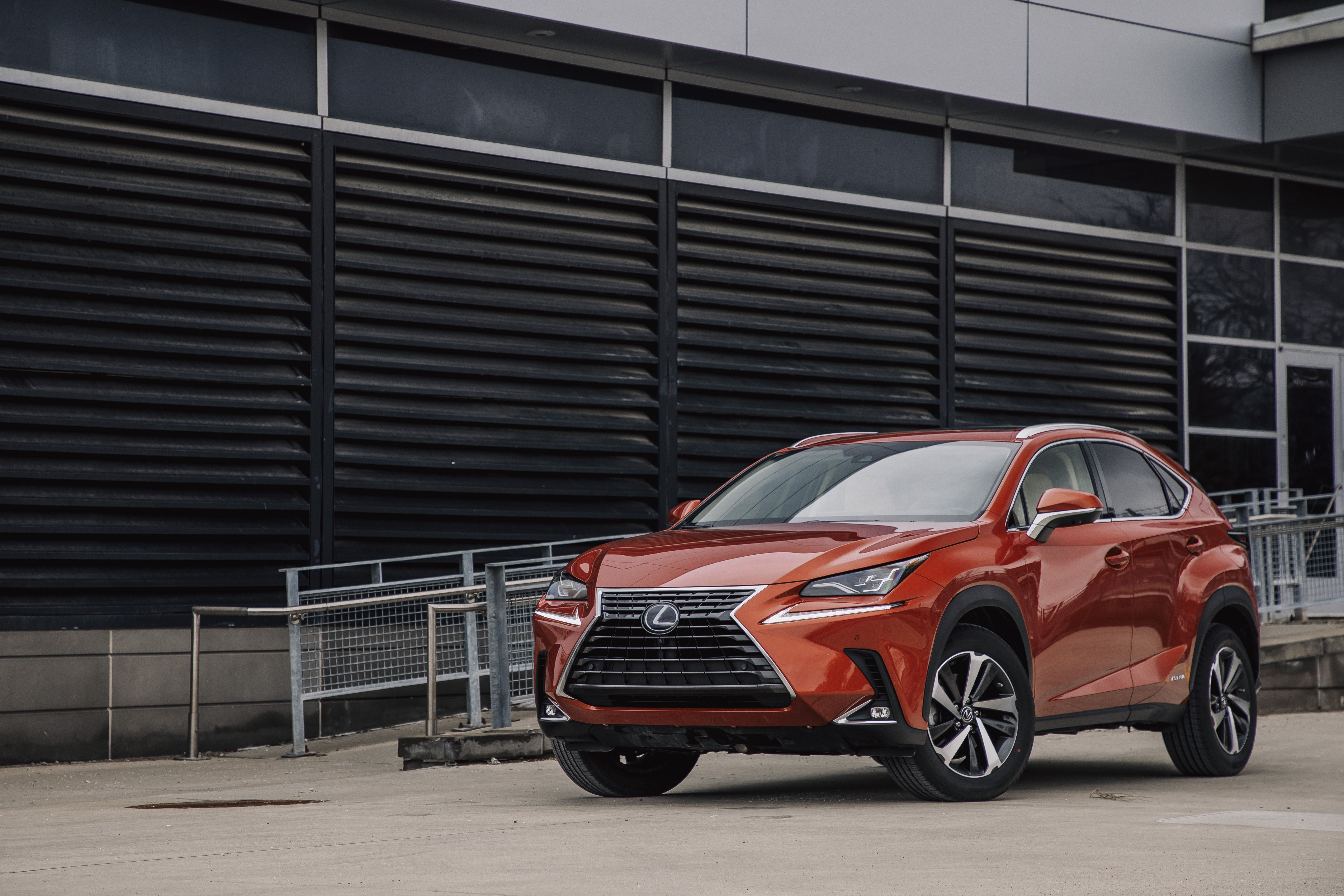 2020 Lexus Nx Review Pricing And Specs