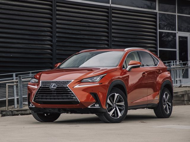 2020 Lexus NX Review, Pricing, and Specs