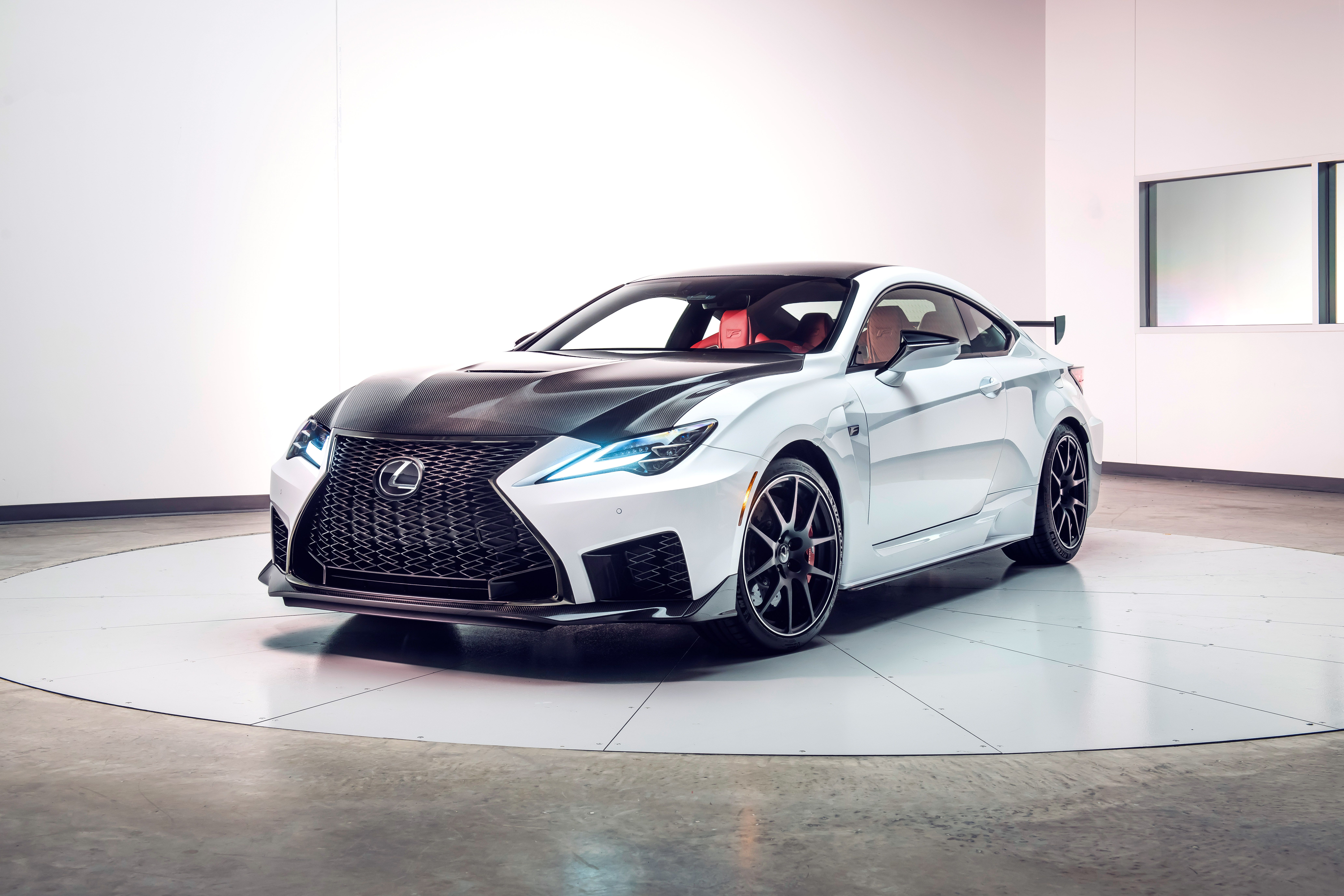 2020 Lexus Rc F Updated V 8 Sports Coupe Adds A Track Edition