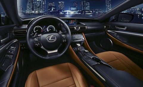 2020 Lexus Rc Review Pricing And Specs