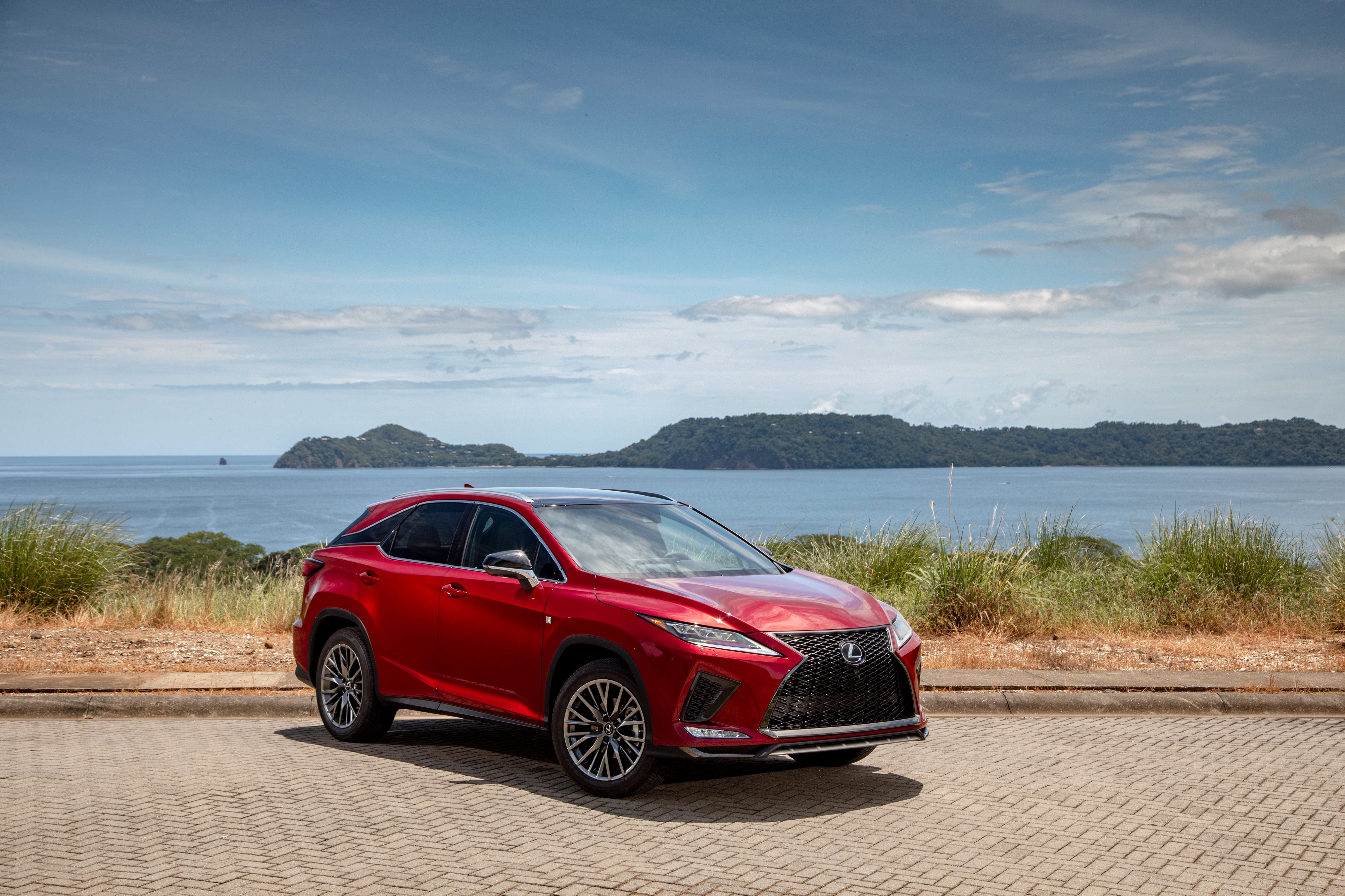 2020 Lexus RX Review, Pricing, and Specs
