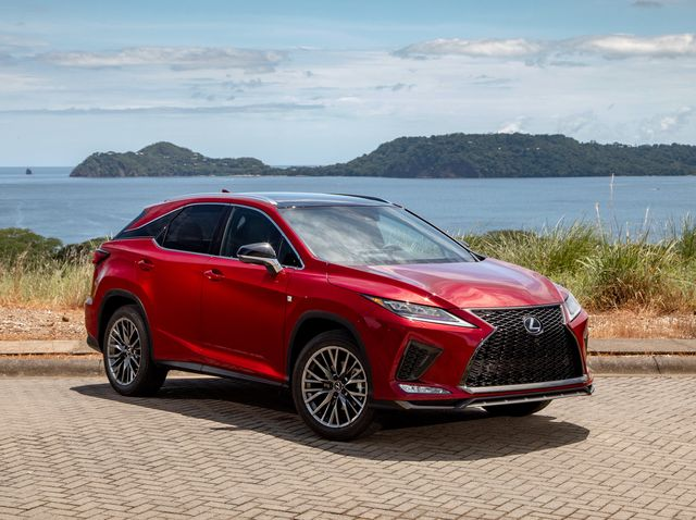 2018 Lexus RX 450h: News, Changes, Price >> 2020 Lexus Rx Review Pricing And Specs