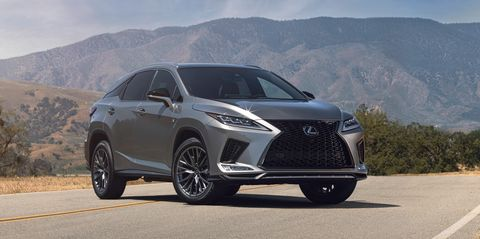 2018 Lexus RX 450h: News, Changes, Price >> 2020 Lexus Rx350 And Rx450h Details Of Updated Models