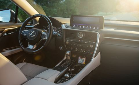 2020 Lexus RX 350 Interior, Refresh, F Sport >> 2020 Lexus Rx350 And Rx450h Details Of Updated Models