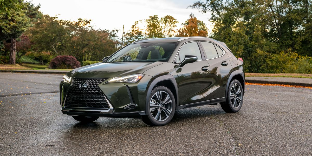 2020 Lexus UX Review, Pricing, and Specs