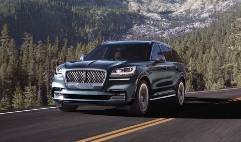 2020 Lincoln Aviator Signals the Return of American Luxury