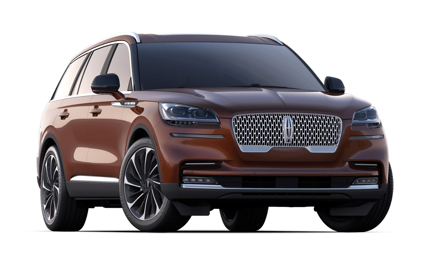 2020 Lincoln Aviator Suv Pricing Trim Levels Equipment